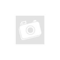 Livolo ötös keret 3x kettes kapcsolóhoz + 2x dugaljhoz, arany kristály-üvegkeret